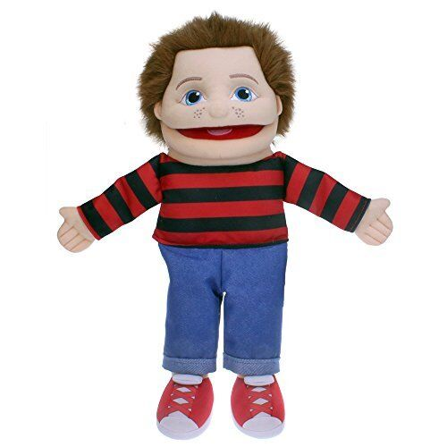The Puppet Company Small Sized Puppet Buddies Buddies Buddies Boy Hand Puppet - Light Skin Tone 3e4af0