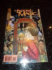 THE BOOK OF MAGIC Comic - No 40 - Date 09/1997 - DC Vertigo Comics