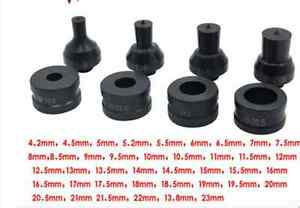 New 1set 14mm Hydraulic punching machine die CH-70 up and down mold