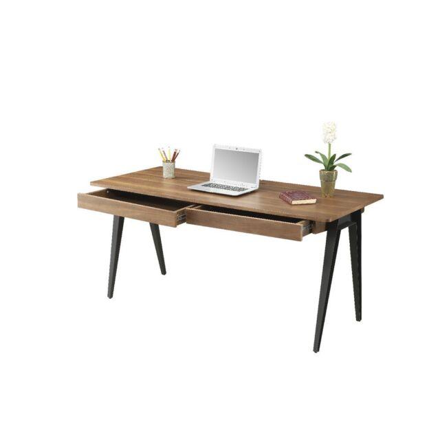 Royston Two Drawer Desk