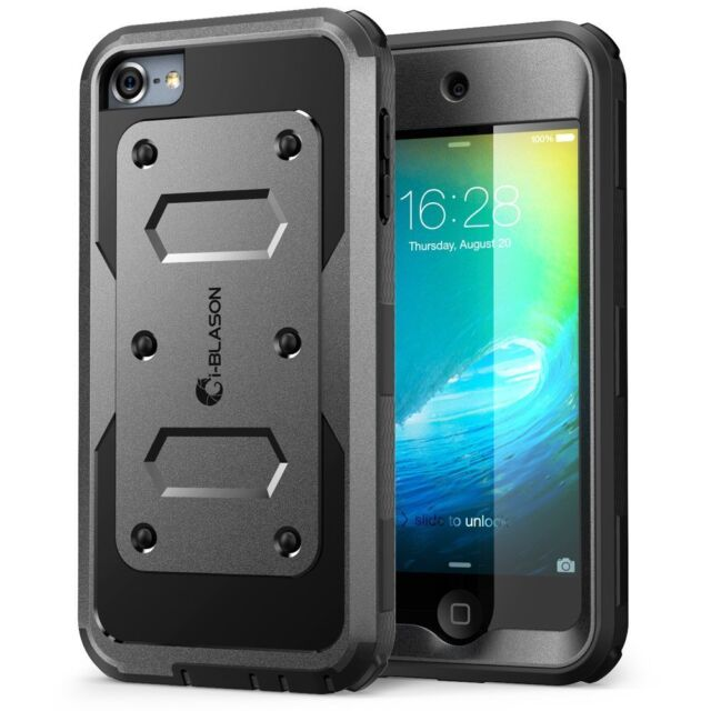 new styles b43d8 84627 iPod Touch 6th Generation Case Heave Duty i-Blason Apple iTouch 5/6 Armorbox