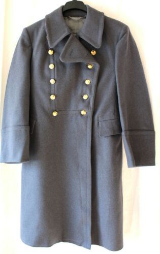 Soviet USSR Russian Military Army Officer Parade Overcoat