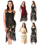 Gatsby-Dresses-Flapper-1920s-Beaded-Great-Party-Vintage-Sequin-Womens-S-Fringed thumbnail 1