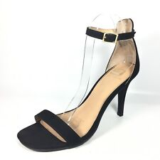 1632a1b574c item 1 Material Girl Blaire Womens Size 9 M Black Two- Piece Heeled Dress  Sandals. -Material Girl Blaire Womens Size 9 M Black Two- Piece Heeled Dress  ...