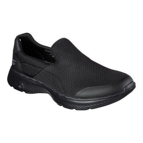 Go Walk 4 Incredible Walking Shoe Black