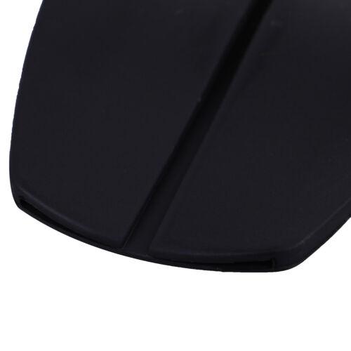 2X Soft silicone bra strap cushions holder non-slip shoulder pads relief pain FM