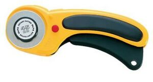 Olfa-45mm-Ergonomic-Rotary-Cutter