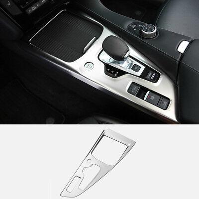 Matte Interior Armrest Rear Air Vent Cover Trim 1pcs For Infiniti QX50 P71A 2019