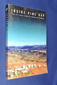 Signed-Book-INSIDE-PINE-GAP-David-Rosenberg-SECRET-USA-AUSTRALIAN-SATELLITE-BASE