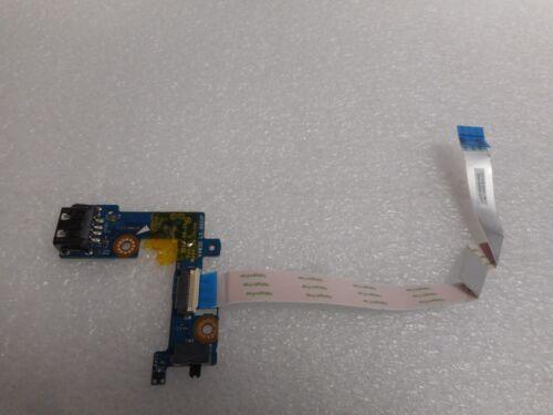 HIAA 02 DELL LATITUDE E5440 WIFI SWITCH+USB BOARD+CABLE NBX0001HN00 LS-9833P