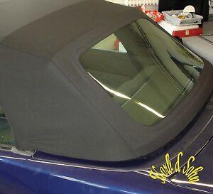 Das Bild Wird Geladen Peugeot 306 Cabrio Verdeck Heckscheibe Pvc Scheibe Inkl