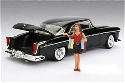 1950'S FIGURE SUSAN FOR 1:18 SCALE  DIECAST MODEL CARS BY AMERICAN DIORAMA 77724