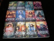 Anne Robillard : Cycle Les chevaliers d'Emeraude (complet GF)