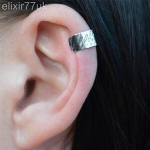 Bijoux D Oreille Cartilage argent bague d'oreille hÉlice cartilage pince enveloppÉ boucles d