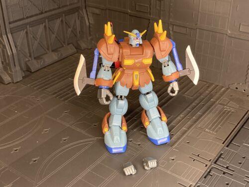 Bandai Mobile Suit Gundam Neo Canada Grizzly Lumber Gundam Figurine MSIA