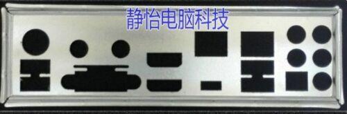 NEW Gigabyte  I//O IO SHIELD BACKPLATE FOR GA-H270N-WIFI #G5218 XH yh