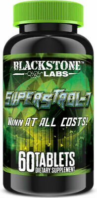 Blackstone Labs SuperStrol-7 / Build Muscle / Strength