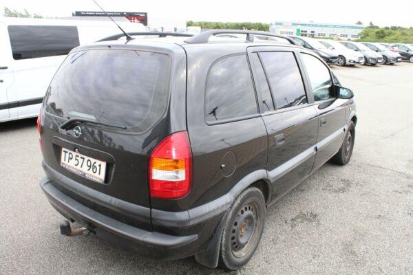 Opel Zafira 1,6 16V Elegance - billede 3