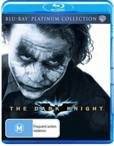 The Dark Knight - Heath Ledger - New ExRetail Stock,Genuine unSealed D17 / D127