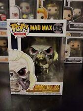 MOVIES MAD MAX FURY ROAD IMMORTAN JOE 515 28032 VINYL FIGURE FUNKO POP