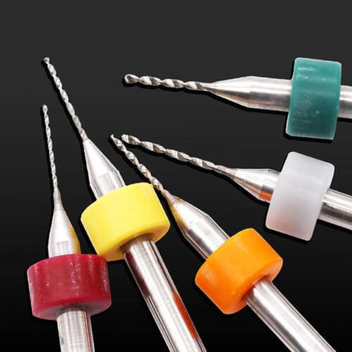 10 Pcs 0.3~1.2 mm PCB Print Circuit Board Carbide CNC Mini Drill Bits Tool