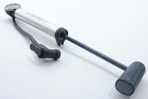 Sunlite Bicycle Pump Mini Mtn Speed Dial W//Gage Sl