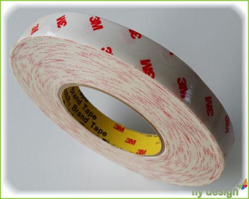 0,29€//m Zierleisten Teppichleiste Sockelleiste doppelseitiges Klebeband 19mmx50m