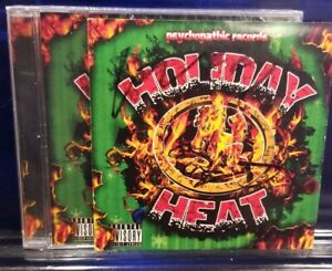 Insane Clown Posse - Holiday Heat CD SEALED w/ Signed Cover twiztid boondox icp