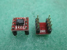 1PCS AD8066AR AD8066A ADHigh Performance 145 MHz FastFET Op Amps IC CHIP