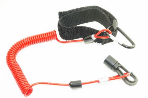 Bodyboard Coiled Wrist Leash,Boogie Board bicep leash Strap Leash Extended 1.25m