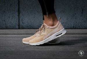 hot sale online 73a2e 85598 Image is loading WOMENS-NIKE-AIR-MAX-THEA-PREMIUM-UK-SIZE-