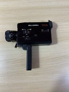 Bell-amp-Howell-T30XL-Super-8mm-Cine-Movie-Film-Camera-Made-In-Japan