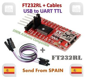 FTDI-FT232RL-USB-to-TTL-Serial-Converter-Adapter-Module-5V-and-3-3V-Cable