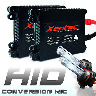 Xentec Xenon Light 35W 55W Slim HID Kit 9005 H11 H4 for 2003-2017 Honda Pilot