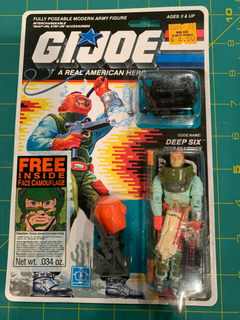 GI Joe Vintage Accessories 1988-1989 Hasbro YOU PICK