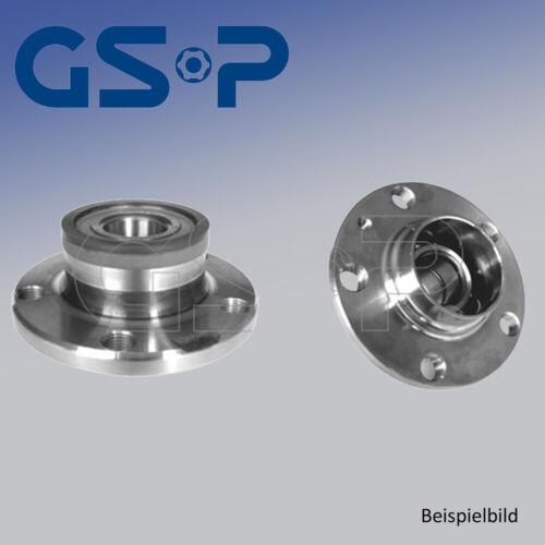 2x Radlagersatz für Radaufhängung Hinterachse GSP 9232030