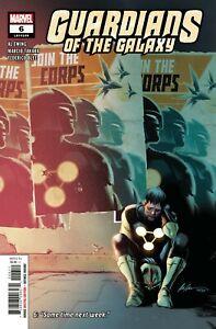 Guardians-of-the-Galaxy-6-LGY-168-NM-1st-Print-Marvel-Comics