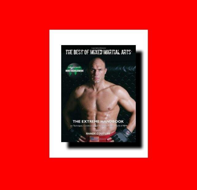 ☆ Livre: Arts Martiaux Mixtes-Extreme Handbook techniques \ Climatisation de% Monde Arts Martiaux Mixtes