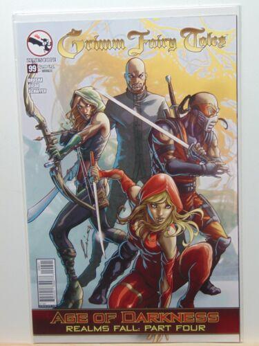 Grimm Fairy Tales #99 Cover B Zenescope Variant CB6098
