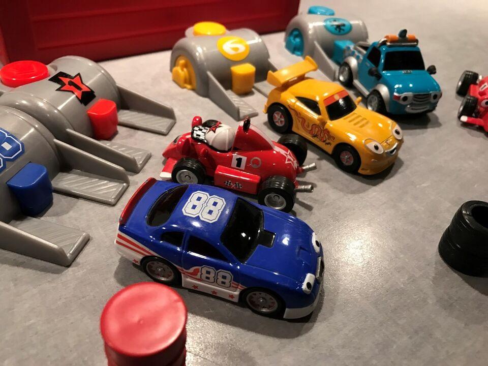 rorri racerbil legetøj