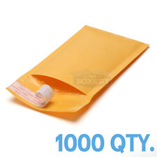 1000 000 Kraft Bubble Padded Envelopes Mailers 4 X 8 From Theboxery