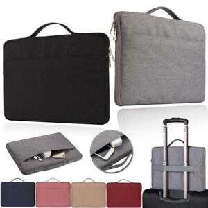 check out 3ff7d fbd12 Details about Laptop Carrying Protective Sleeve Case Bag For Apple Macbook  Air/Pro/Retina iPad