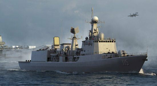 Trumpeter 1 200 PLA Navy Type 051C DDG-115 Sheyang