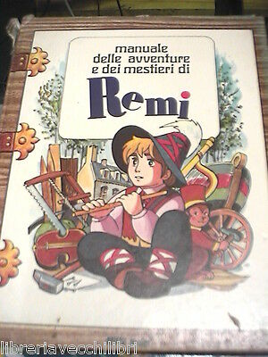 MANUALE DELLE AVVENTURE E DEI MESTIERI DI REMI ERI junior 1979 narrativa ragazzi