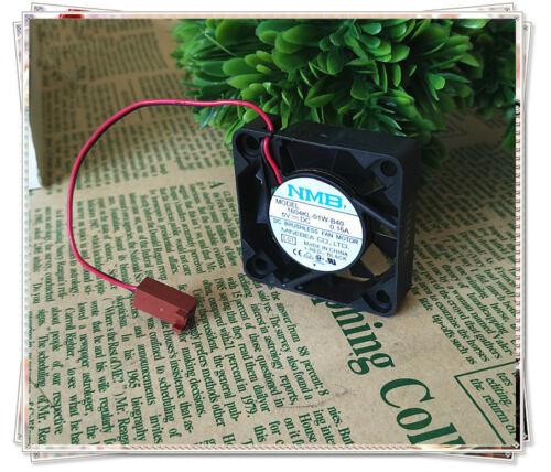 for  NMB 1604KL-01W-B40 4010 4cm 5V 0.16A Two-wire Double Ball Fan