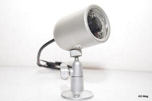 Camera-CCTV-couleur-video-surveillance-CCD-avec-IR-HI-SHARP-CC757-occasion