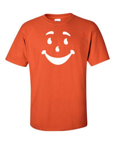 Kool Aid Face Man OH YEA Cool Funny Men/'s Tee Shirt 941