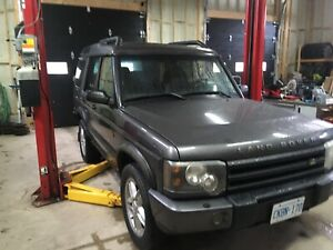 2004 Landrover Discovery