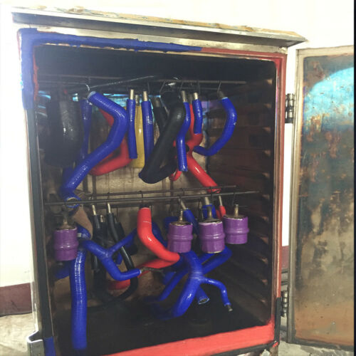 Silicone Radiator Coolant Hose For KAWASAKI KX80 KX85 KX100 1998-2013 Purple