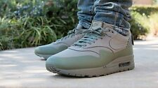 NIKE AIR MAX 1 V SP PATCH TRAINERS UK 13 US 14 EUR 48.5 STEEL GREEN 87 90 RARE
